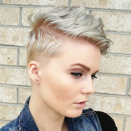 styling short fine hair 130 best images about kapsels 86 blond haar on 2036 | baf445a34e42b6deeddb08f49afd0e5e hairstyles for fine hair cute hairstyles