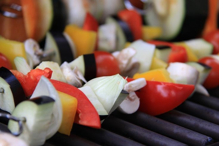 "This post is all about putting food on a skewer. In other words, it's about tips for successful skewering for a vegetarian barbecue. Let's start from the ingredients, shall we? What can be skewered? Basically, anything that can be sliced or cubed is suitable for skewering. Most vegetables and some fruits can be skewered. Here,... <div class=""link-more""><a href=""http://vegfusion.org/entertaining-tips-successful-skewering/"">Read More..."