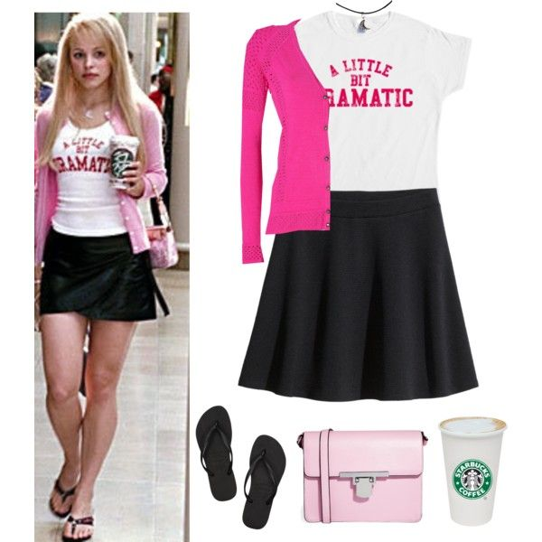 regina george costume - Google Search
