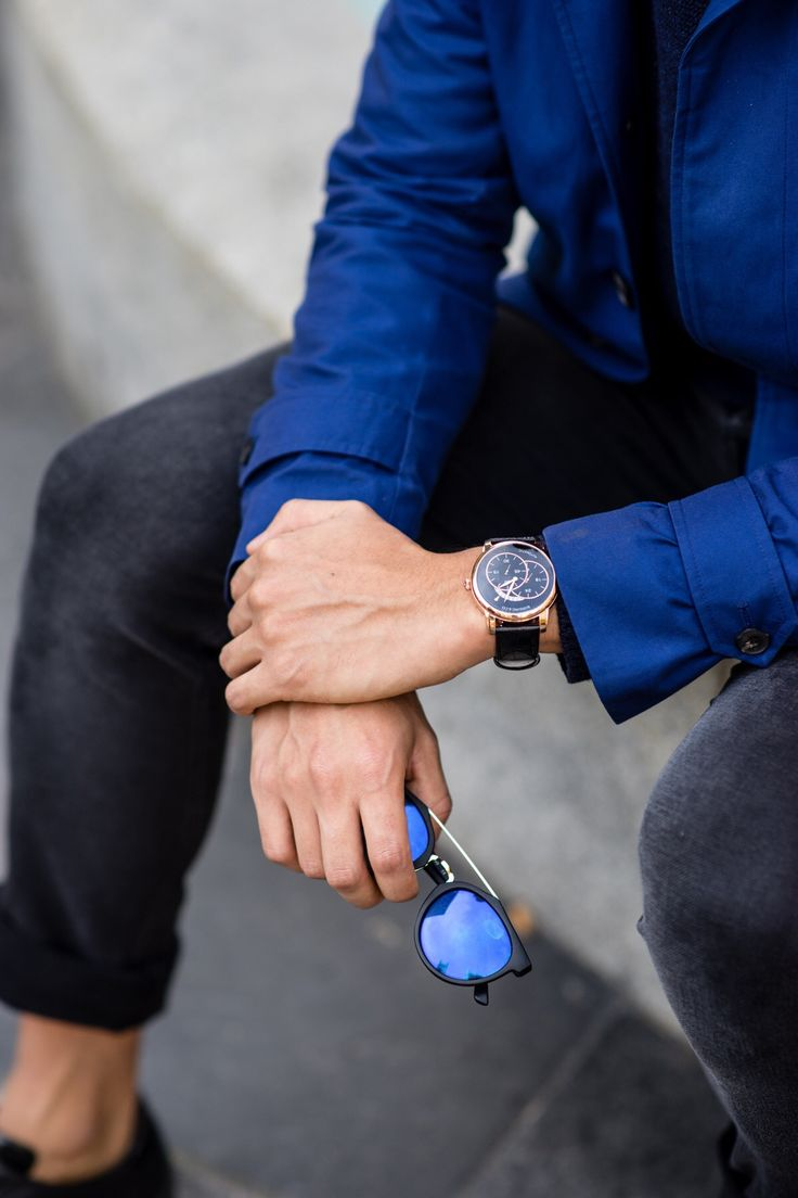 Men's watch collection