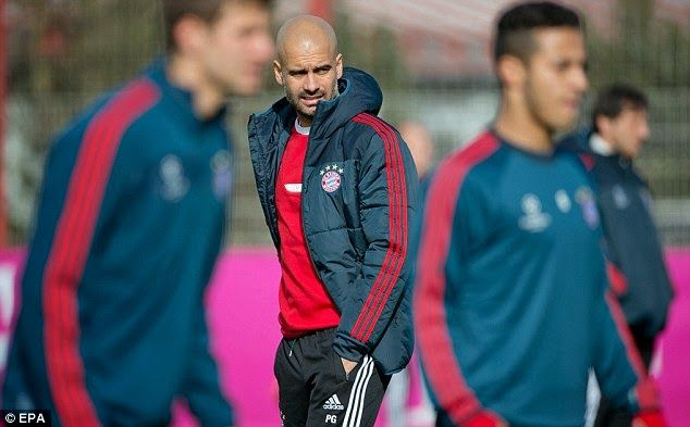 Josep Pep Guardiola : Guardiola is compelled to change the style of Baye...