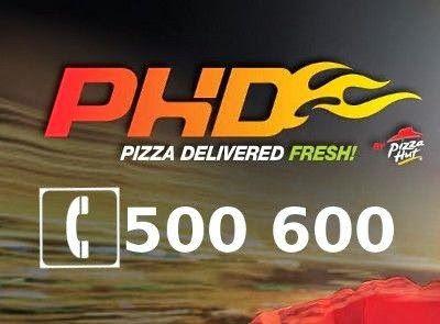 PHD Online Delivery, PHD Online Delivery Paket Hemat,