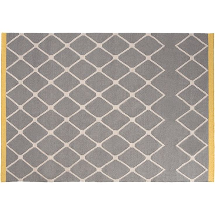 Taza flatweave rug 120 x 170cm, Mustard from Made.com. Blue. Express delivery. Woven from 100% wool by experts in India. It gives the Taza rug an au..