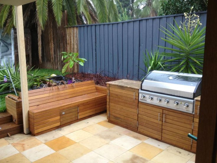 43 best outdoor kitchens images on pinterest for Outdoor kitchen designs australia
