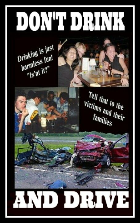 problems of drinking and driving essay An example of how sever drunk  driving can be.