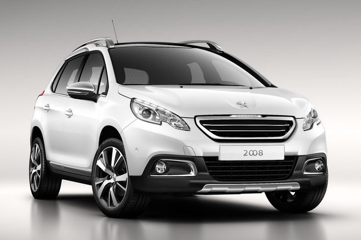 Peugeot Officially Unveils 2008 Crossover, Premieres at the Geneva Auto Show