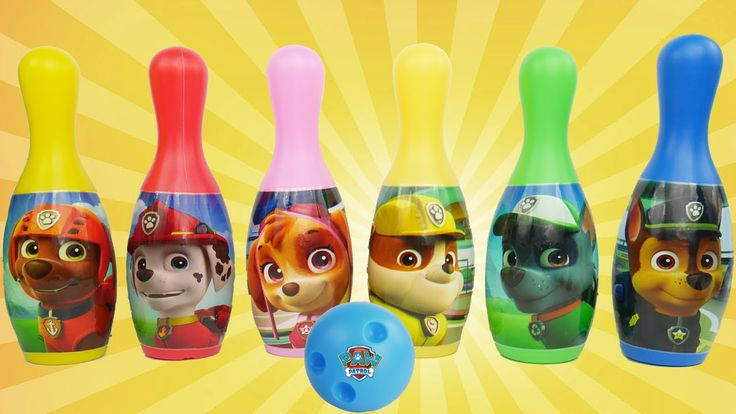 Paw Patrol and PJ Masks teach kids colors and counting with our Preschool toys. Today it's the PAW PATROL Bowling Game Set. Whoever wins each round gets toy surprises from Disney Thomas the train teen titans go superheroes Mashems Fashems Disney Legos Finding Dory Minions and more.  Subscribe here to never miss a video: https://www.youtube.com/channel/UCsRW8ikkc-uISUXtNKBfFcw?sub_confirmation=1  - Watch my last video: https://youtu.be/wfS71qdMQm8  More of my videos in playlists:  Secret Life…