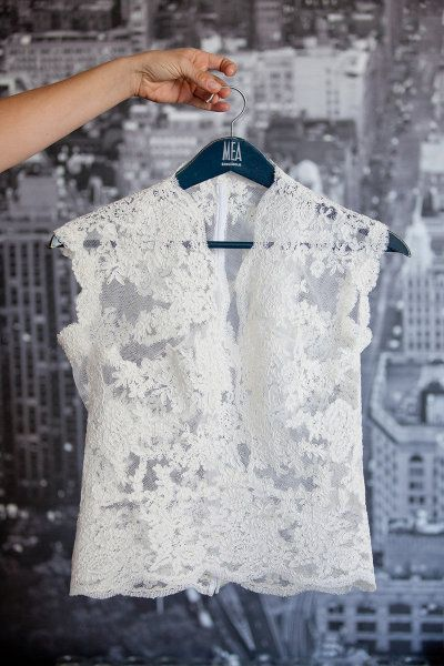 For you brides to be....Custom made - imported from Sweden. Incredible look over a simple gown! @Michelle Flynn Thum