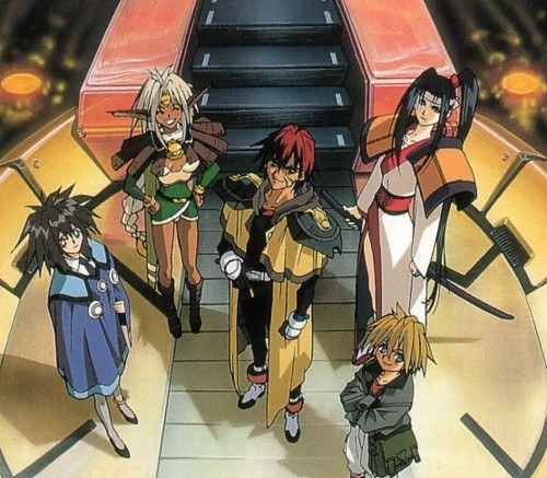 Gateway animes that will get you hooked.  My faves are on here. Outlaw star, Cowboy Beebop, Trigun..