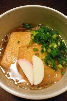 顆粒だしの素で♡温かいお蕎麦 by amaamaco [クックパッド] 簡単 ...