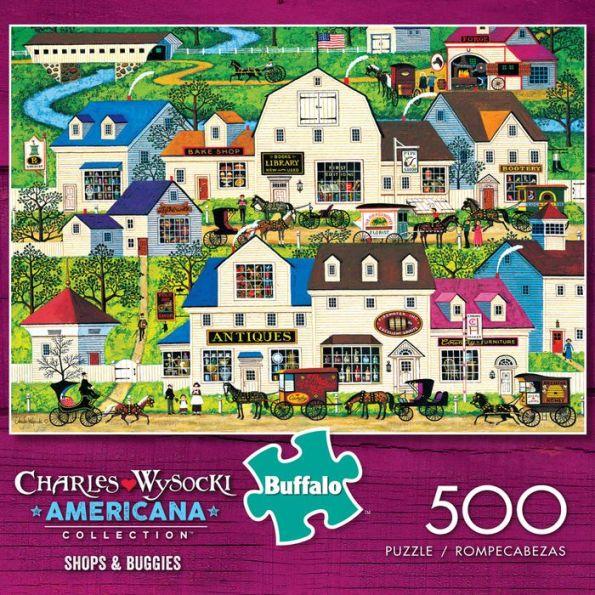 500WYSOCKI: Shops & Buggies #3711