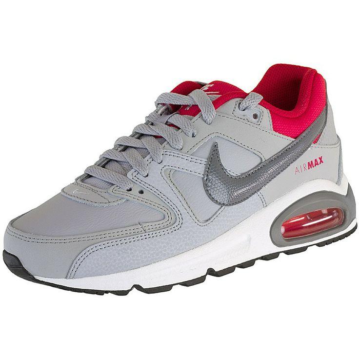 Nike Air Max Rot Grau