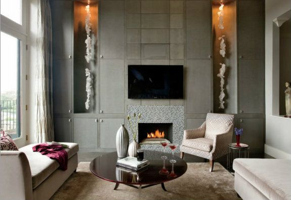 Daher Interior Design Project Featured In Design New England