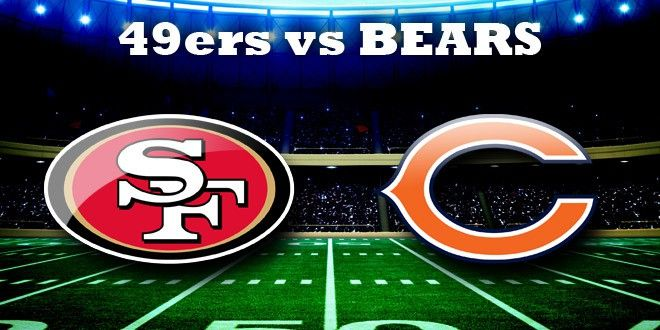 Bears Vs 49ers Live Free After His First Week Of Practice As The 49ers Starting Defender Jimmy Garoppol Certainly Formed S 49ers Vs 49ers Nfl Football Games