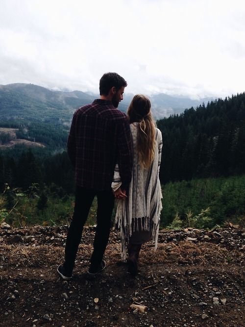 i love this photo for engagement shots... less focused on a posed picture and more focused on the moment