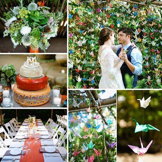 Doğa ile iç içe bir mekan, rengarenk kuşlar, cıvıl cıvıl bir masa ve ikramlar... Sizin hayalinizdeki düğünde neler var?