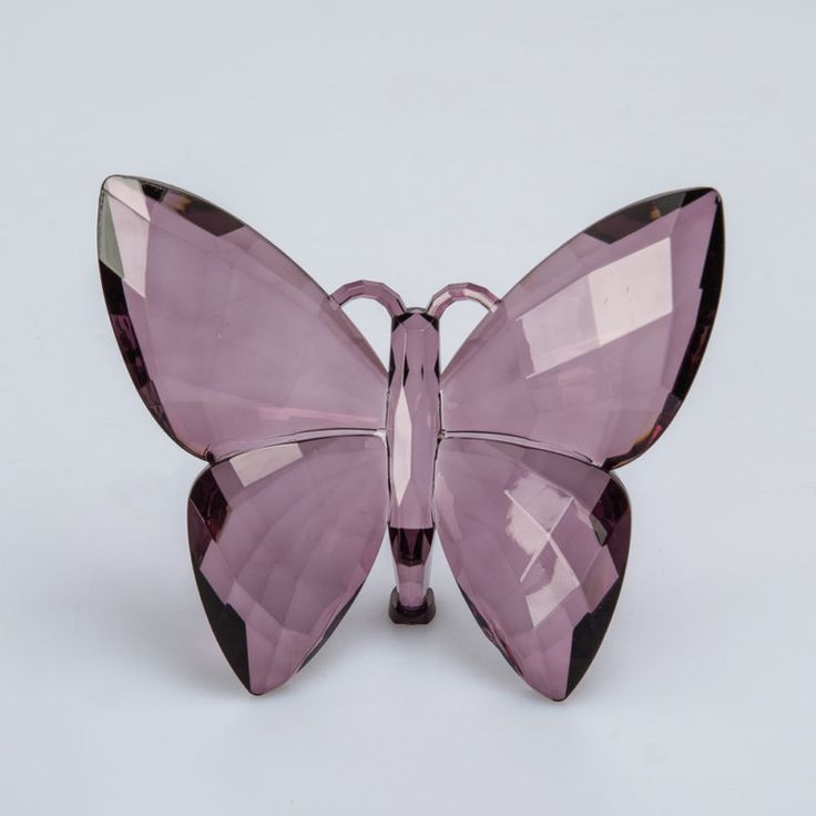 Decorative Butterfly Lilac