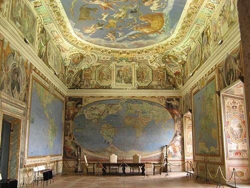Palazzo Farnese - Caprarola -Italia