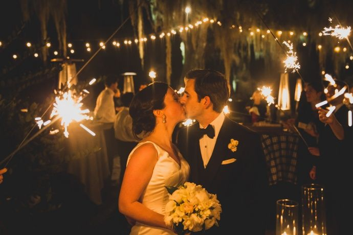 Laura De Sole and Ben Baccash Wed Under the Spanish Moss in South Carolina - Culture - Music, Movies, Art, Profiles, and More