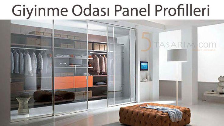 giyinme odası panel profilleri ve fiyatları