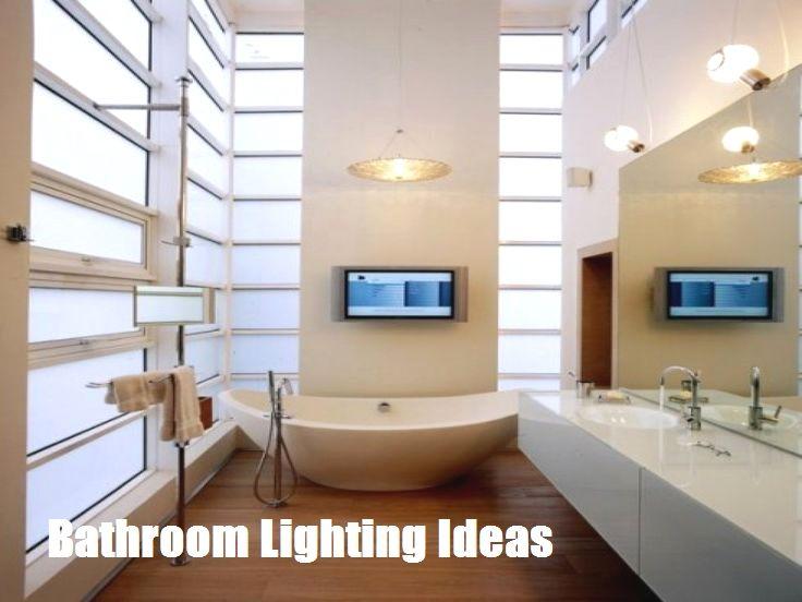 Bathroom Lighting Ideas | Bathroom lighting design, Bathroom