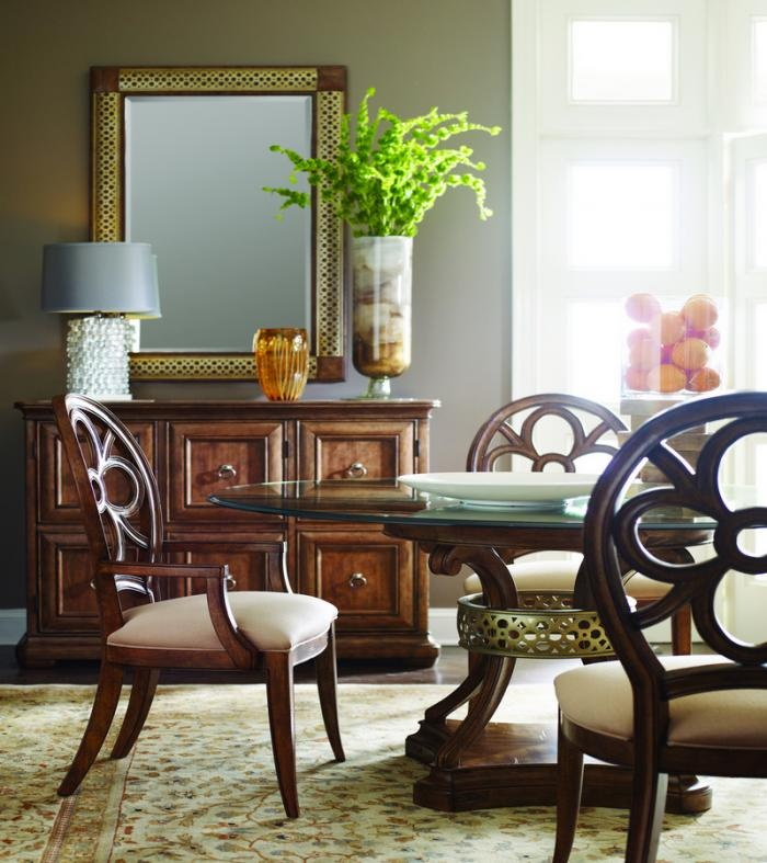 Round Dining Table Base featuring a beautiful