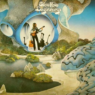 Steve Howe – Beginnings (1975)