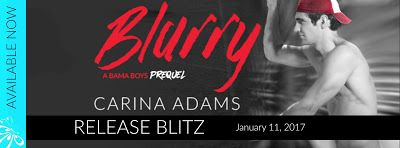 Release Blitz for Carina Adam's Blurry.   Cecelia Merrill was used to being on her own. Lost and lonely Lia couldnt wait to graduate and watch her judgmental little town fade behind her. All she had to do was survive three more years of high school and she was free. She wouldnt let anything hold her back.  Craig Knightly had almost achieved what no one in his family had before  all he had to do was complete his student-teaching assignment and in less than a year he would have a college…