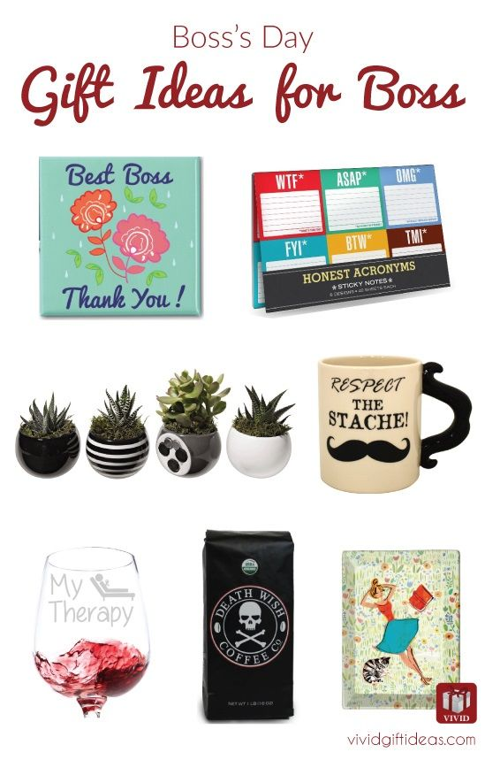 what to get for boss to show your appreciation on Boss's Day? Read here for Top 10 Bosses Day gifts to impress your boss. suitable for both male and female boss.