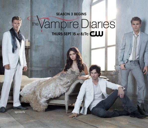 Vampire DiariesVampirediaries, The Vampires Diaries, Paul Wesley, Seasons, Joseph Morgan, Iansomerhalder, Ian Somerhalder, The Vampire Diaries, Nina Dobrev