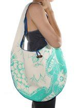 'GMA' Deals and Steals on Hot Looks for Summer - Woo: Sand & Sea Beach Club Hobo Bag. On sale for $29. Other colors available.