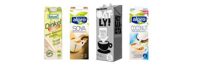 Milchalternativen für Baristi – Vegan im Kaffee