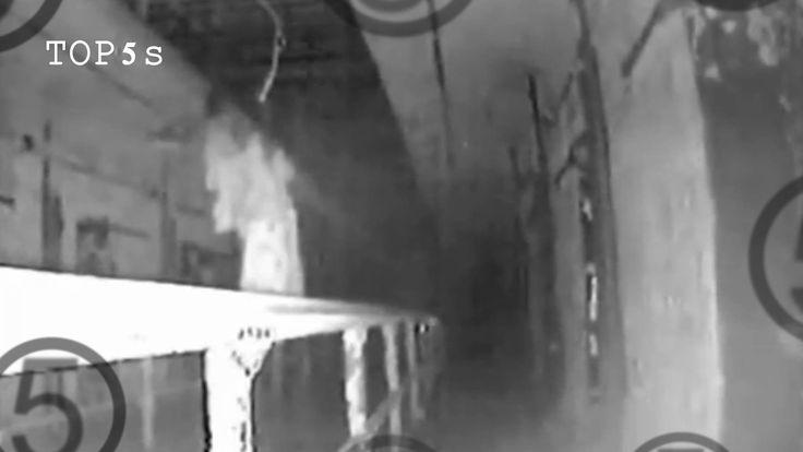 5 Creepiest Ghost Sightings Caught On Tape