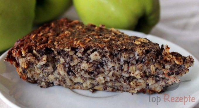 Eine Gesunde Variante Des Mohnkuchens Top Rezepte De Rezept Kuchen Ohne Zucker Und Mehl Fitness Kuchen Zuckerfrei Backen