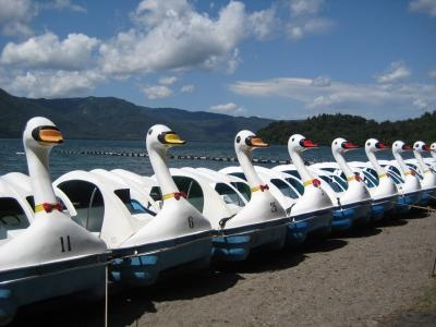 Aomori, TOWADA LAKE