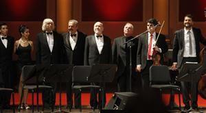 Barenboim, Argerich y Les Luthiers, memorable noche de música y humor - 10.08.2014