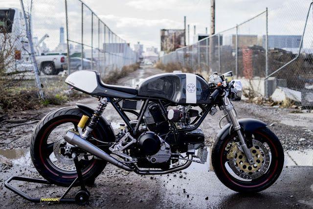 Ducati Leggero by Walt Siegel ~ Return of the Cafe Racers