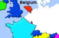 Landen Tetris Europa