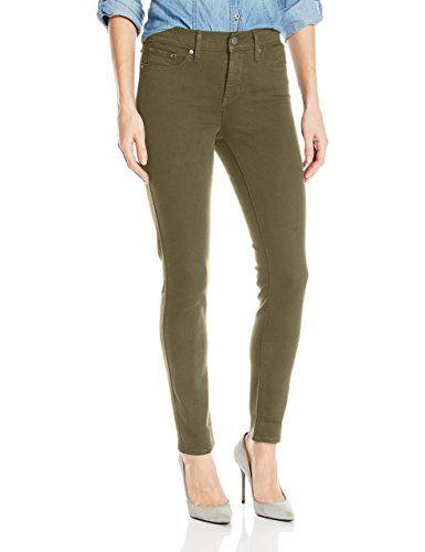b5c81d83dbc11 Levi's Women's 311 Shaping Skinny Jeans,Super Soft Kalamata Olive  (Non-Denim),26 (US 2) R