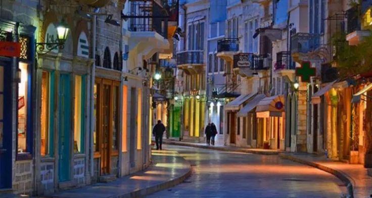 Πού βρίσκεται αυτός ο υπέροχος δρόμος; Κι όμως, είναι στην Ελλάδα...