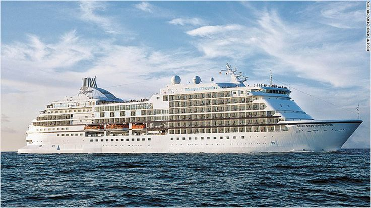 128 Night World Cruise: Visit 6 Continents, 31 Countries, & 60 Ports of Call