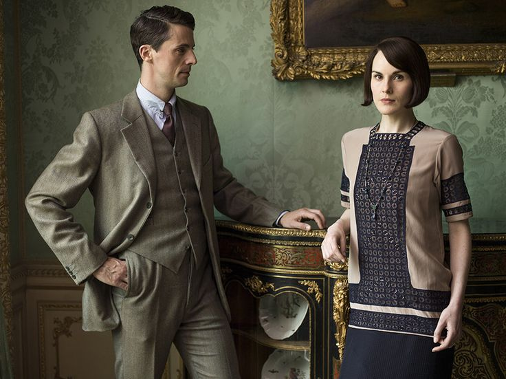 Image result for downton abbey wardrobe/business