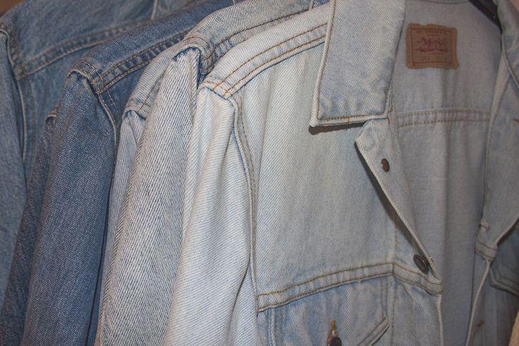 Vintage clothes at Banglow markets