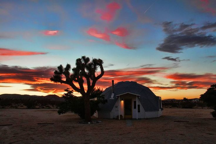 Dome in the Desert in Joshua Tree - Houses for Rent in Joshua Tree, California, United States