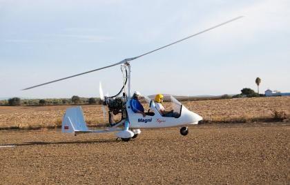 Bautismo vuelo en autogiro » Tuawo