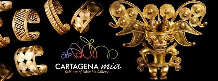 Cartagena Mía Joyeria de Arte Precolombina