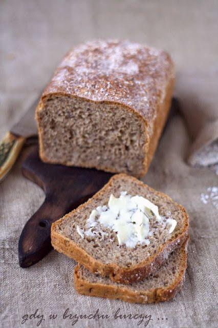 Chleb orkiszowo-żytni