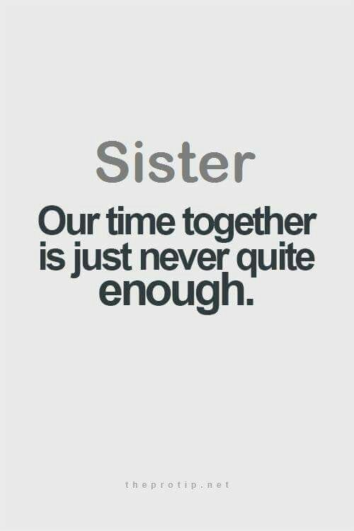Short Sister Quotes 107 Best Sisters Images On Pinterest  My Sister My Family And Big .