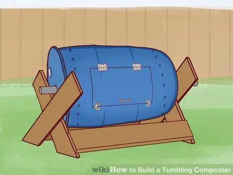 Image titled Build a Tumbling Composter Step 16