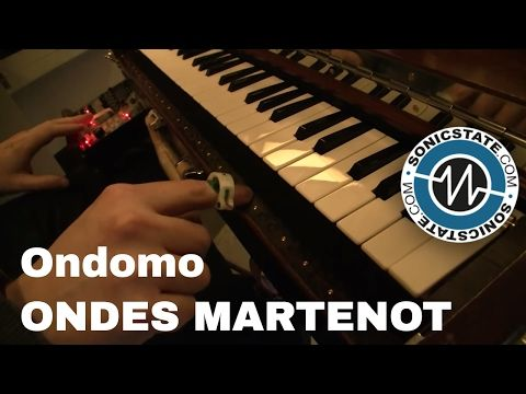 (1) Superbooth 2017: Ondomo Onde Martenot - Next version may have CV outs